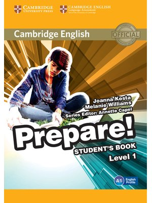 Prepare! Level 1, Student's Book