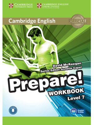 Prepare! Level 7, Workbook with Audio