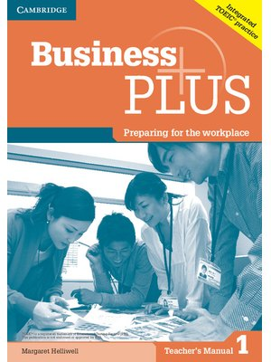 Business Plus Level 1, Teacher's Manual