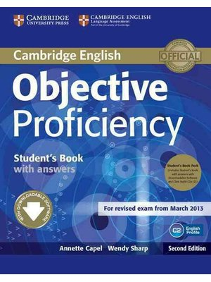Objective Proficiency Student's Book Pack (Student's Book with Answers with Downloadable Software and Class Audio (2))