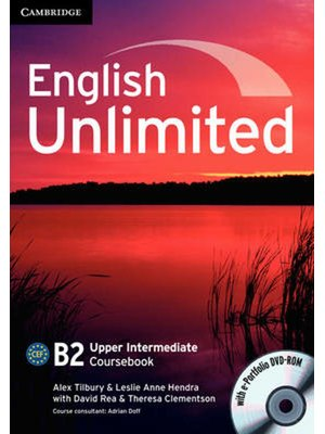 English Unlimited Upper Intermediate Coursebook with e-Portfolio
