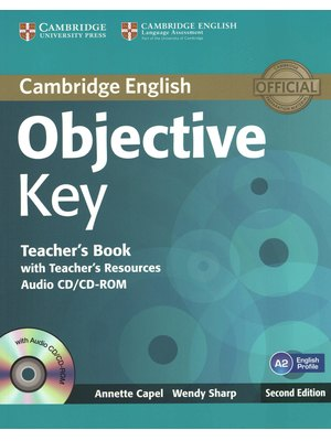 Objective Key Teacher's Book with Teacher's Resources Audio CD/CD-ROM