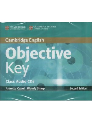 Objective Key Class Audio CDs (2)