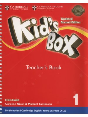Kid's Box Level 1, Teacher's Book