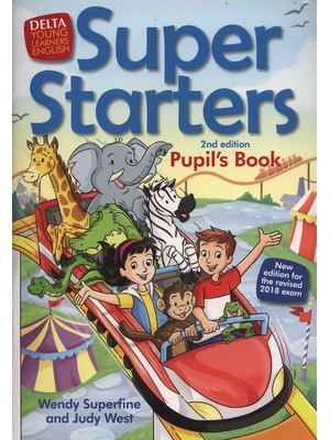 Super Starters, Pupil's Book