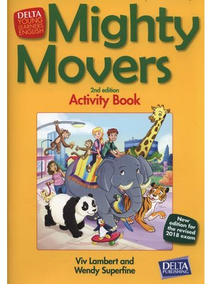Mighty Movers 2nd edition, Activity Book