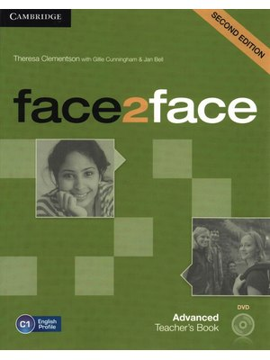 face2face Advanced Teacher's Book with DVD