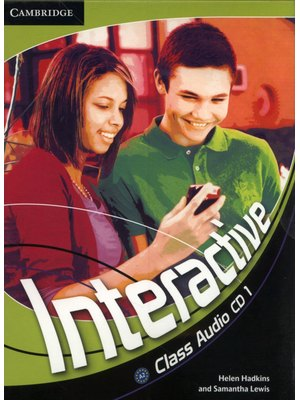 Interactive Level 1 Class Audio CDs (3)