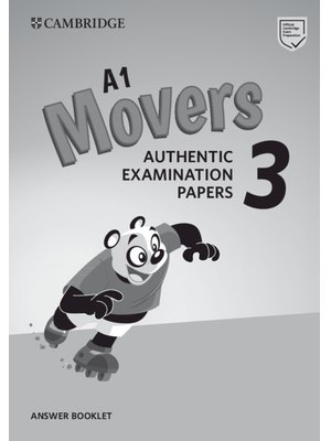 Movers 3, Answer Booklet A1 for Revised Exam from 2018