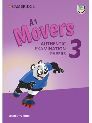 Movers 3, Student's Book A1 for Revised Exam from 2018