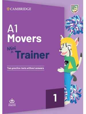 A1 Movers, Mini Trainer with Audio Download