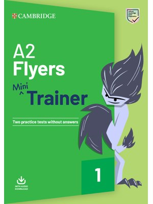 Mini Trainer A2 Flyers with Audio Download