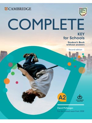 Complete Key for Schools 2nd Edition Student's Book without Answers with Online Practice