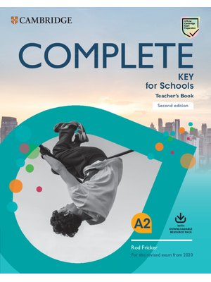 Complete Key for Schools 2nd Edition Teacher's Book