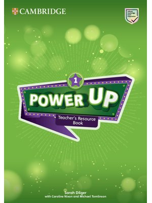 Power Up Level 1 Teacher's Resource Book with Online Audio