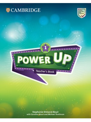 Power Up Level 1 Teacher's Book (spiral bound)
