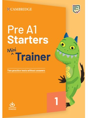 Mini Trainer Pre A1 Starters with Audio Download