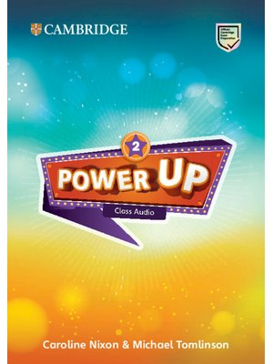 Power Up Level 2 Class Audio CDs (4)