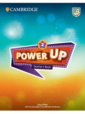Power Up Level 2 Teacher's Book (spiral bound)