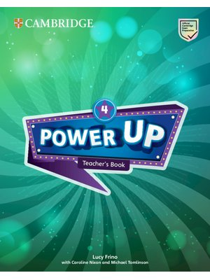 Power Up Level 4 Teacher's Book (spiral bound)