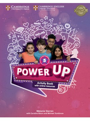 Power Up Level 5, Activity Book with Online Resources and Home Booklet