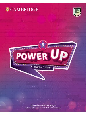 Power Up Level 5 Teacher's Book (spiral bound)
