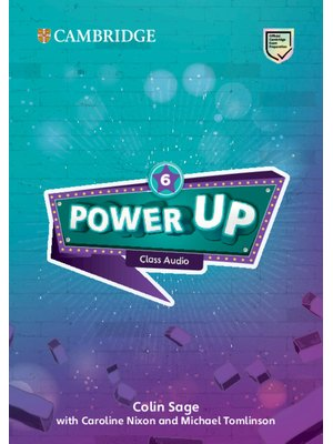 Power Up Level 6 Class Audio CDs (5)