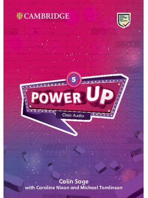 Power Up Level 5 Class Audio CDs (5)