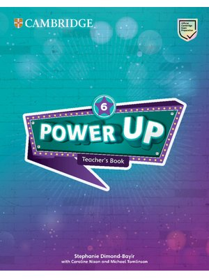 Power Up Level 6 Teacher's Book (spiral bound)