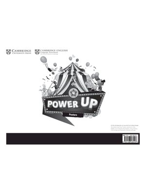 Power Up Level 4 Posters (10)