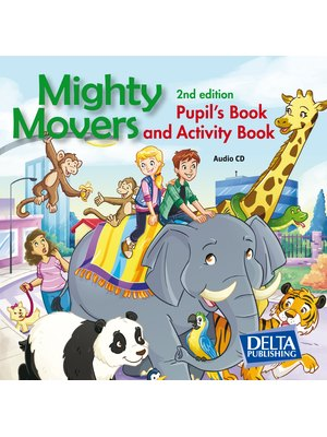 Mighty Movers 2nd edition Audio CDs (2)