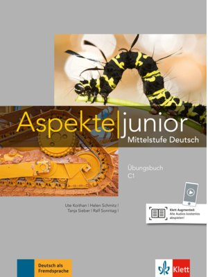 Aspekte junior C1 Übungsbuch mit Audios zum Download