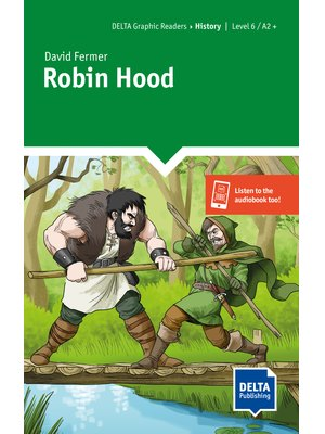 Robin Hood, Graphic Reader + Delta Augmented