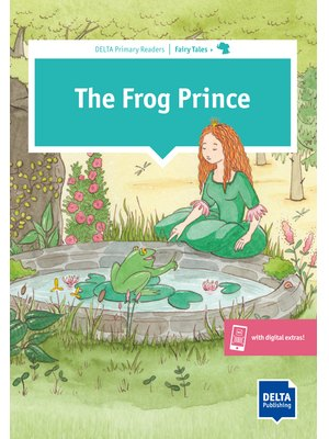 The Frog Prince Book+app