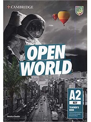 Open World Key Teacher's Book with Downloadable Resource Pack