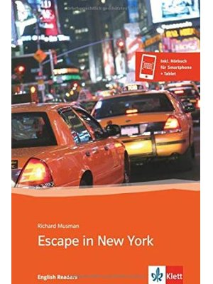 Escape in New York. Book with App