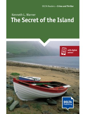 The Secret of the Island. Book with App