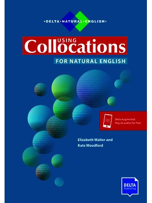 Using Collocations for Natural English, Book with Delta Augmented
