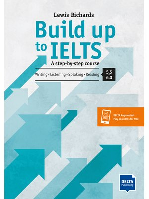 Build up to IELTS, Book + online material + Delta Augmented