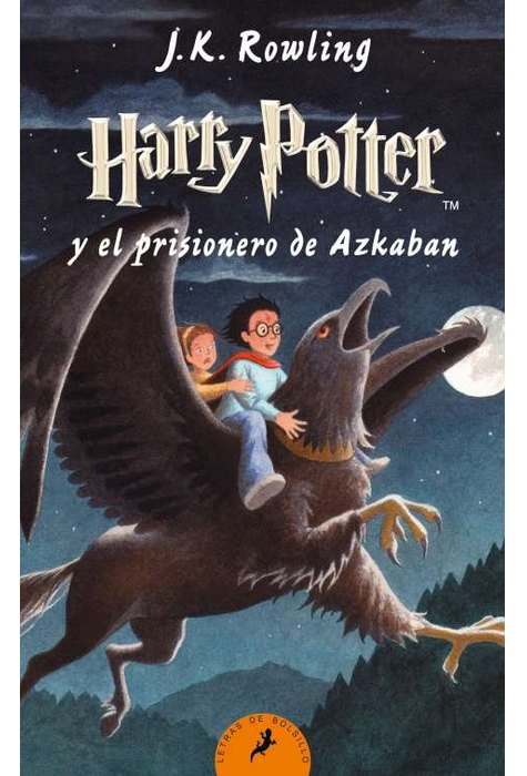 Harry Potter Iii El Prisionero De Azkaban