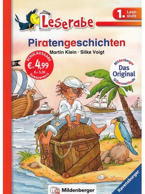 Piratengeschichten,Schulausg.