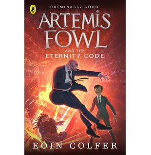 Artemis Fowl 3. The Eternity Code