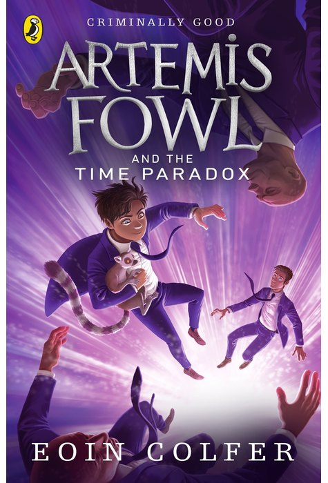 Artemis Fowl 6. The Time Paradox