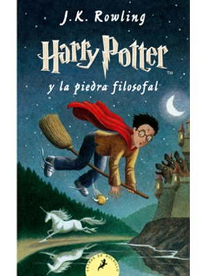 Harry Potter I La Piedra Filosofal