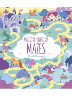Magical Unicorn Mazes