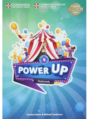 Power Up Level 4 Flashcards (Pack of 185)