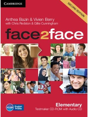 face2face Elementary Testmaker CD-ROM and Audio CD