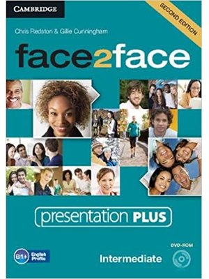 face2face Intermediate Presentation Plus DVD-ROM
