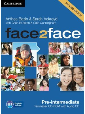 face2face Pre-intermediate Testmaker CD-ROM and Audio CD