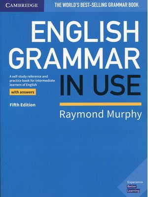 English Grammar in Use 5th ed. Book with Answers